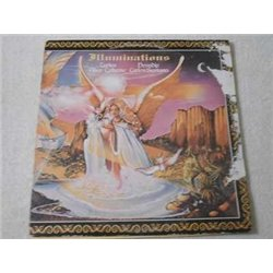 Carlos Santana / Alice Coltrane - Illuminations LP Vinyl Record For Sale