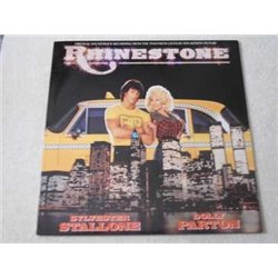 Rhinestone - Original Soundtrack Recording LP Vinyl Record For Sale