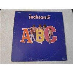 Jackson 5 - ABC LP Vinyl Record For Sale