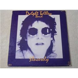 Dwight Twilley - Sincerely LP Vinyl Record For Sale