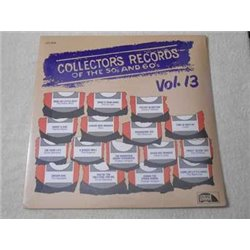 Collectors Records Of The 50's And 60's - Vol. 13 LP Vinyl Record For Sale