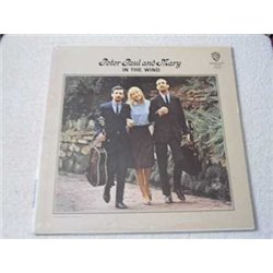 Peter Paul And Mary - In The Wind LP Vinyl Record For Sale