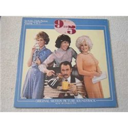 9 TO 5 - Original Motion Picture Soundtrack LP Vinyl Record For Sale