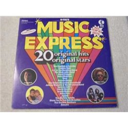 Music Express - 20 Original Hits LP Vinyl Record For Sale