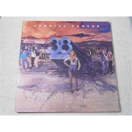 38 Special - Special Forces LP Vinyl Record