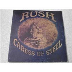 Rush - Caress Of Steel LP Vinyl Record For Sale