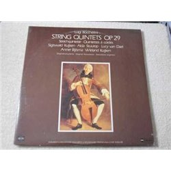 Luigi Boccherini - String Quintets Op. 29 LP Vinyl Record For Sale