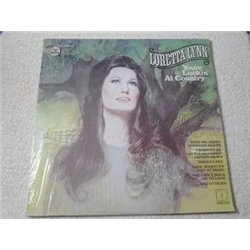 Loretta Lynn - You're Lookin' At Country LP Vinyl Record For Sale