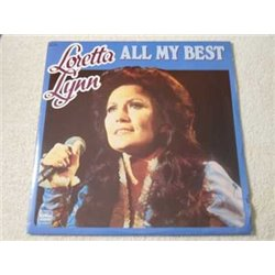 Loretta Lynn - All My Best LP Vinyl Record For Sale