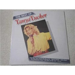 Tanya Tucker - The Best Of Tanya Tucker LP Vinyl Record For Sale
