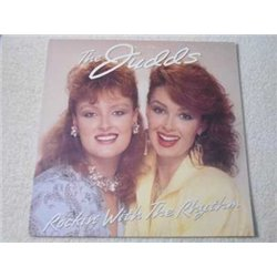 The Judds - Rockin' With The Rhythm LP Vinyl Record For Sale
