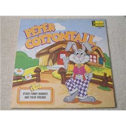 Walt Disney - Peter Cottontail LP Vinyl Record For Sale