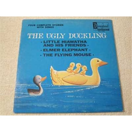 Walt Disney - The Ugly Duckling LP Vinyl Record For Sale