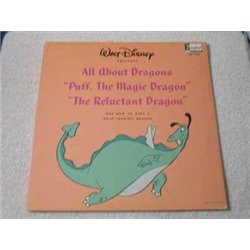 Walt Disney - All About Dragons LP Vinyl Record For Sale