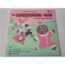 Walt Disney - The Gingerbread Man LP Vinyl Record For Sale