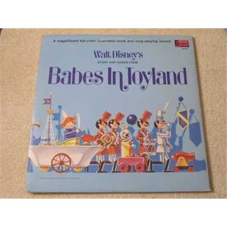 Walt Disney's Babes In Toyland Vinyl LP Record For Sale