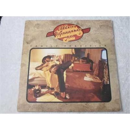 Hank Williams Jr - Family Tradition LP Vinyl Record For Sale