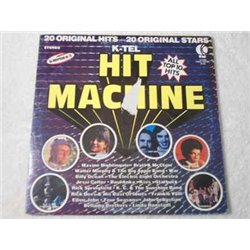 Hit Machine - 70's Music Compilation LP Vinyl Record For Sale