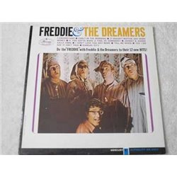 Freddie & The Dreamers - Self Titled LP Vinyl Record For Sale