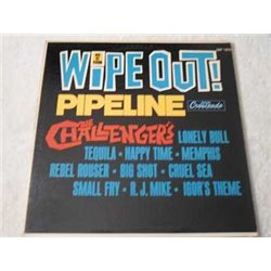 The Challengers - Wipe Out! LP Vinyl Record For Sale
