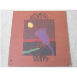 Sergio Mendes & Brazil 77 - Primal Roots LP Vinyl Record For Sale
