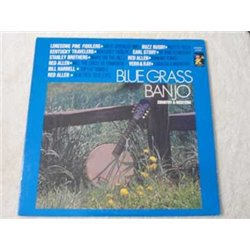 Blue Grass Banjo - Country & Western LP Vinyl Record For Sale