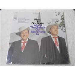 Flatt And Scruggs - When The Saints Go Marching In LP Vinyl Record For Sale