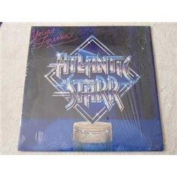 Atlantic Starr - Yours Forever LP Vinyl Record For Sale