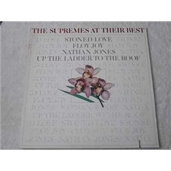 The Supremes - At Their Best LP Vinyl Record For Sale