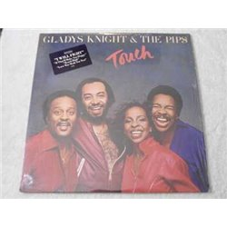 Gladys Knight & The Pips - Touch LP Vinyl Record For Sale