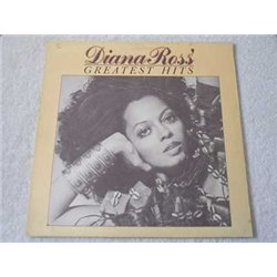 Diana Ross - Greatest Hits LP Vinyl Record For Sale