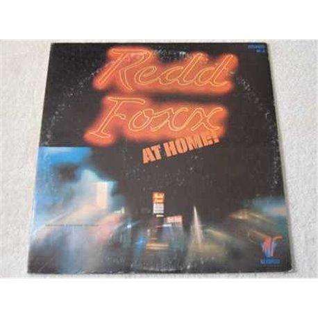 Redd Foxx - At Home! LP Vinyl Record For Sale