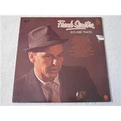 Frank Sinatra - 20 Classic Tracks IMPORT LP Vinyl Record For Sale