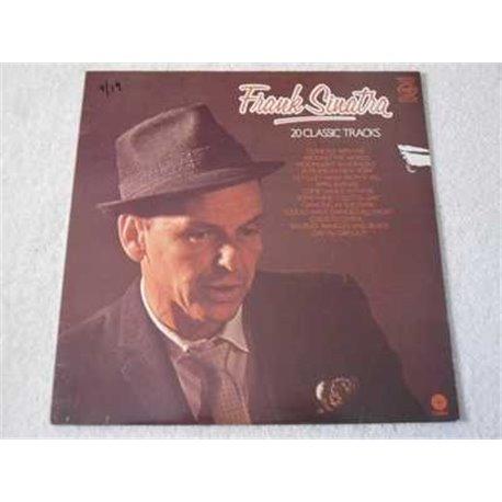 Frank Sinatra - 20 Classic Tracks LP Vinyl Record For Sale