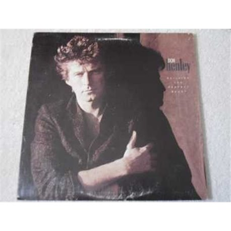 Don Henley - Building The Perfect Beast LP Vinyl Record For Sale