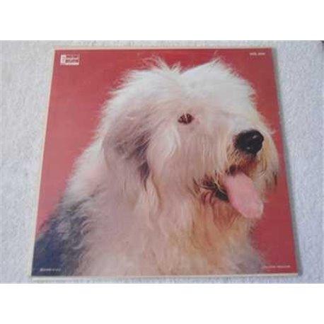 Walt Disney - The Shaggy Dog LP Vinyl Record For Sale