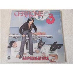 Cerrone 3 - Supernature LP Vinyl Record For Sale