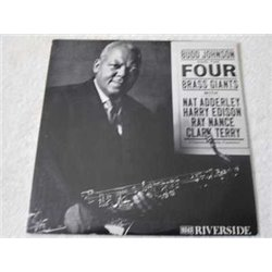 Budd Johnson And The Four Brass Giants LP Vinyl Record For Sale