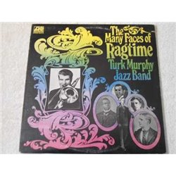 Turk Murphy Jazz Band - The Many Faces Of Ragtime LP Vinyl Record For Sale