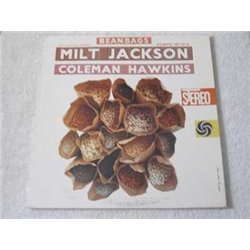 Milt Jackson / Coleman Hawkins - Bean Bags LP Vinyl Record For Sale