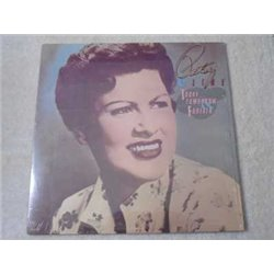 Patsy Cline - Today Tomorrow And Forever LP Vinyl Record For Sale