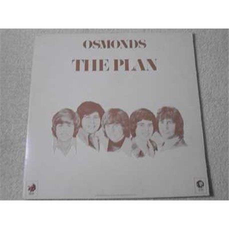 Osmonds - The Plan LP Vinyl Record For Sale