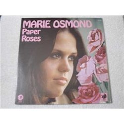 Marie Osmond - Paper Roses LP Vinyl Record For Sale