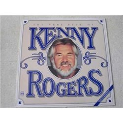 Kenny Rogers - The Very Best Of LP Vinyl Record For Sale