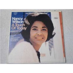 Nancy Wilson - A Touch Of Today LP Vinyl Record For Sale