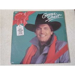 George Strait - Merry Christmas Strait To You LP Vinyl Record For Sale