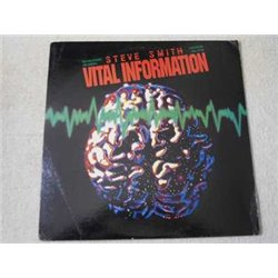 Steve Smith - Vital Information LP Vinyl Record For Sale