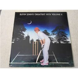 Elton John - Greatest Hits Volume II LP Vinyl Record For Sale