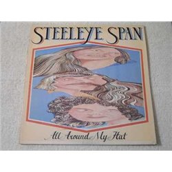 Steeleye Span - All Around My Hat LP Vinyl Record For Sale