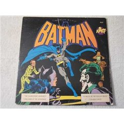 Batman - The Scarecrows Mirages LP Vinyl Record For Sale